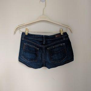 PAIGE Denim Shorts Sz 27